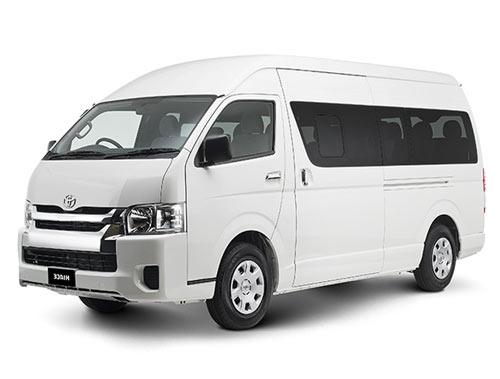 Tour Driver Bali - Rental Toyota Hiace