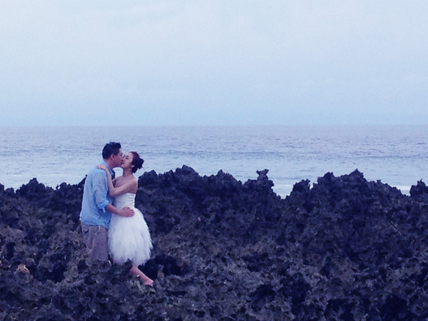 Water Blow Nusadua Bali, Perfect Place to see the beautiful waves