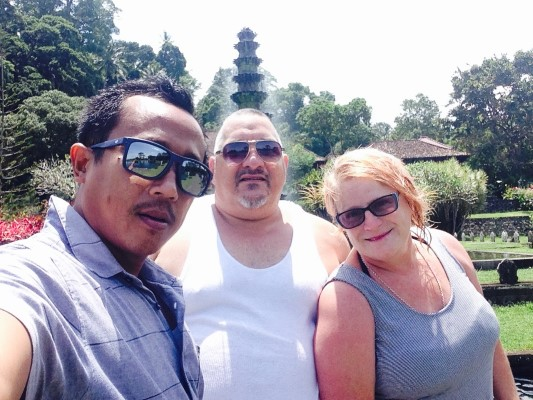 Second time met with Tony and Cheryl an american customer