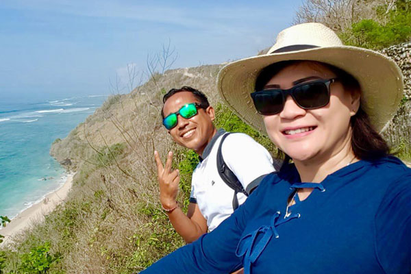 Bali Day Tour with Mrs. Julia